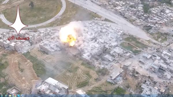 Руски Змај уништава милитанте у Сирији (видео) - Sputnik Србија