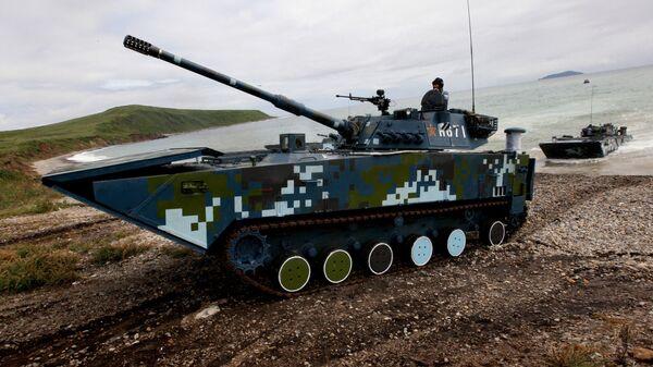 Руско-кинеске војне вежбе у Владивостоку - Sputnik Србија
