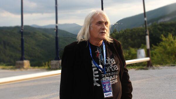 Bora Đorđević pre ulasaka u Drvengrad - Sputnik Srbija