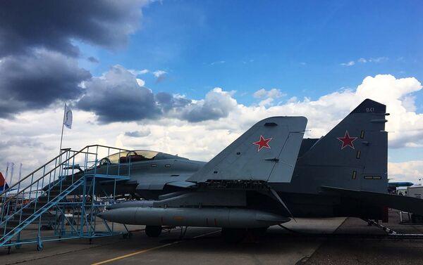 Миг-35 - Sputnik Србија