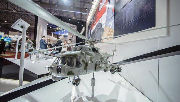 Ruski helikopter Mi-171Š - Sputnik Srbija