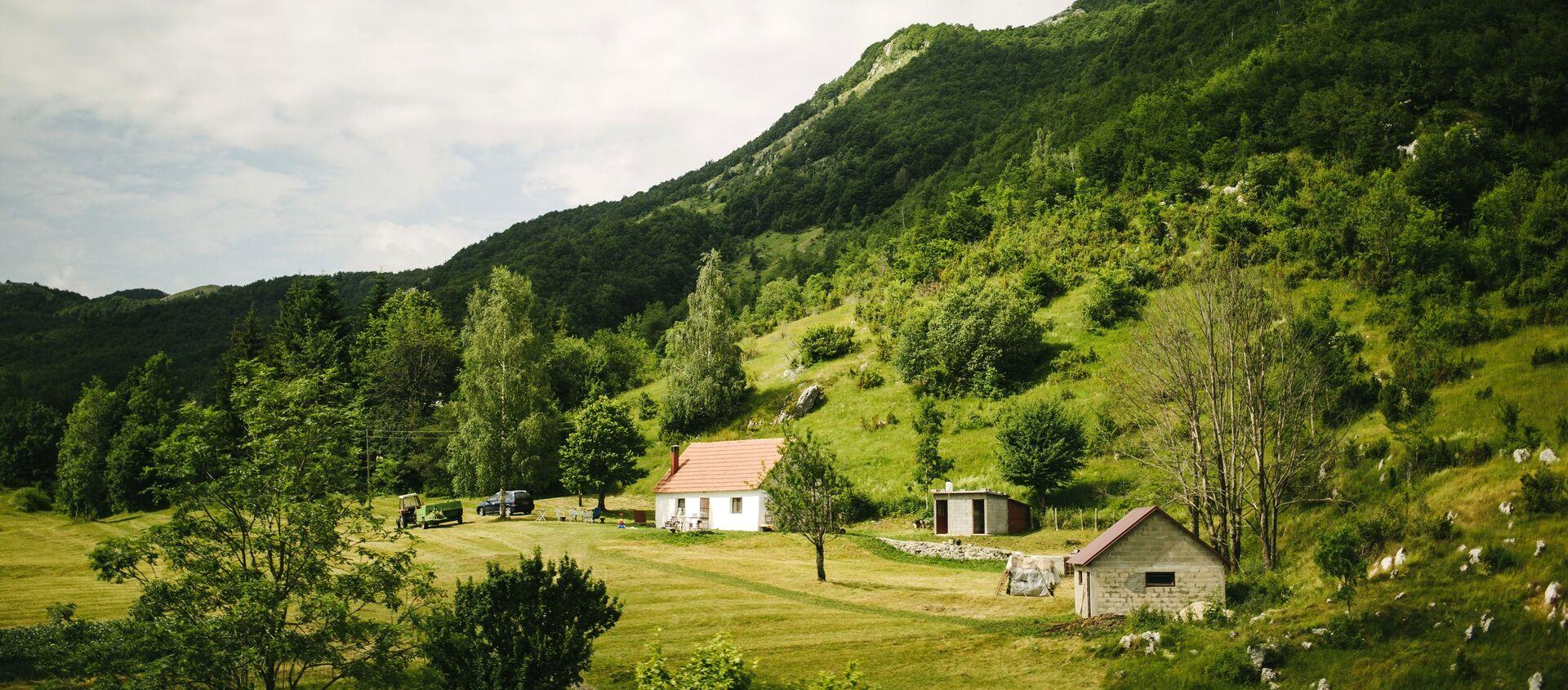 Село - Sputnik Србија, 1920, 28.06.2021