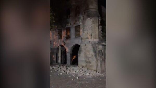 Земљотрес у Грчкој - Sputnik Србија