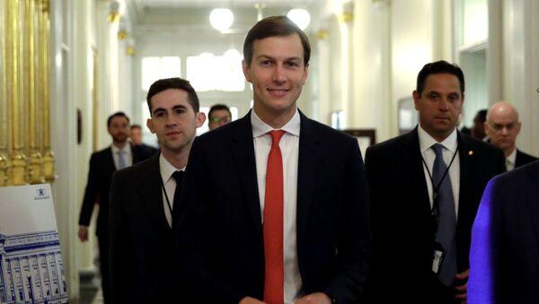 Viši savetnik u Beloj kući Džared Kušner - Sputnik Srbija