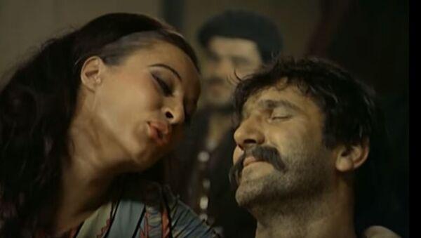 Scena iz filma Sakupljači perja - Sputnik Srbija
