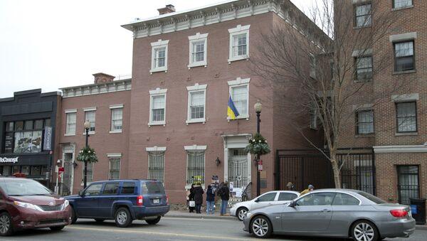 Ambasada Ukrajine u Vašingtonu - Sputnik Srbija