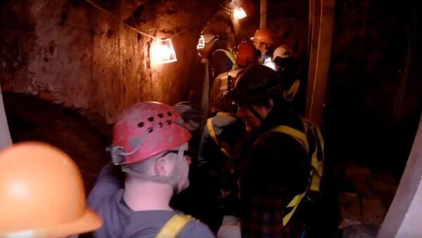 Tajni tuneli ispod Liverpula - Sputnik Srbija