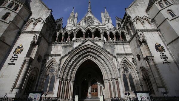 Zgrada Višeg suda u Londonu - Sputnik Srbija