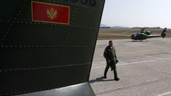 Crnogorska vojska - Sputnik Srbija