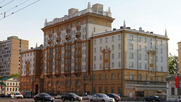 Амбасада САД у Москви - Sputnik Србија