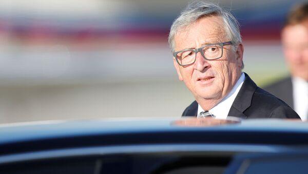Predsednik Evropske komisije Žan-Klod Junker - Sputnik Srbija