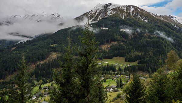 Швајцарска, пејзаж - Sputnik Србија