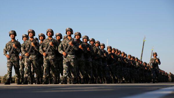 Војна парада, Кина - Sputnik Србија
