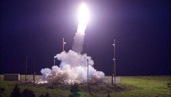 Противракетни систем ТХААД на Аљасци - Sputnik Србија