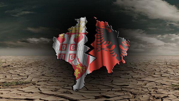 Подела Косова - Sputnik Србија