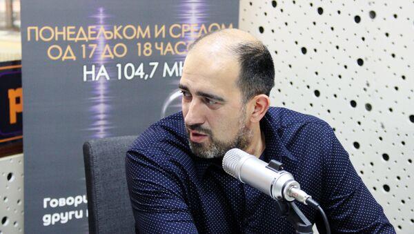 Др Душан Пророковић - Sputnik Србија