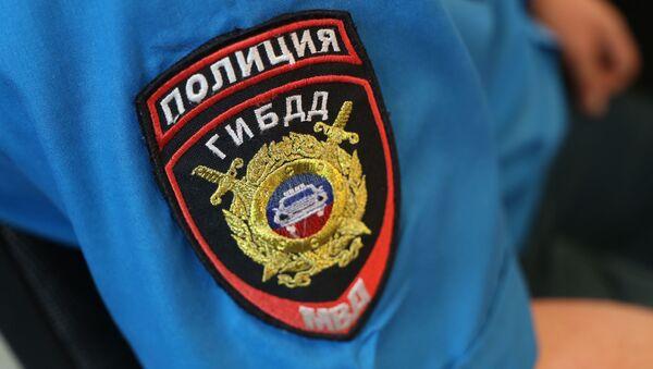 Policajac Luganske Narodne Republike - Sputnik Srbija