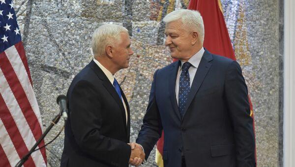 Majk Pens u Crnoj Gori - Sputnik Srbija