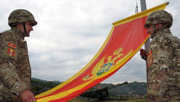 Црногорска војска - Sputnik Србија
