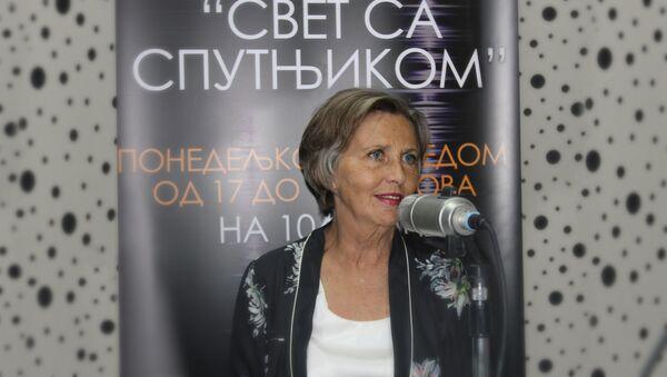 Љубинка Милинчић - Sputnik Србија