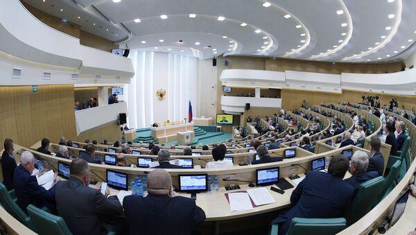 Савет Федерације Русије - Sputnik Србија