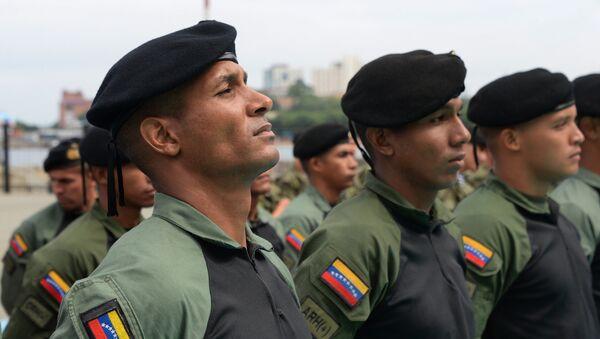 Vojnici Venecuele - Sputnik Srbija