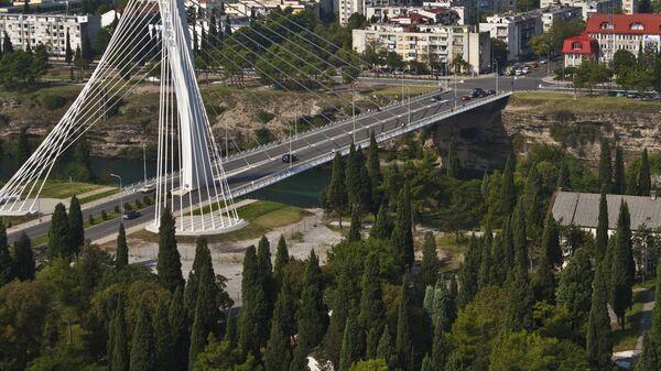Vid  Podgoricы, stolicы Černogorii - Sputnik Srbija