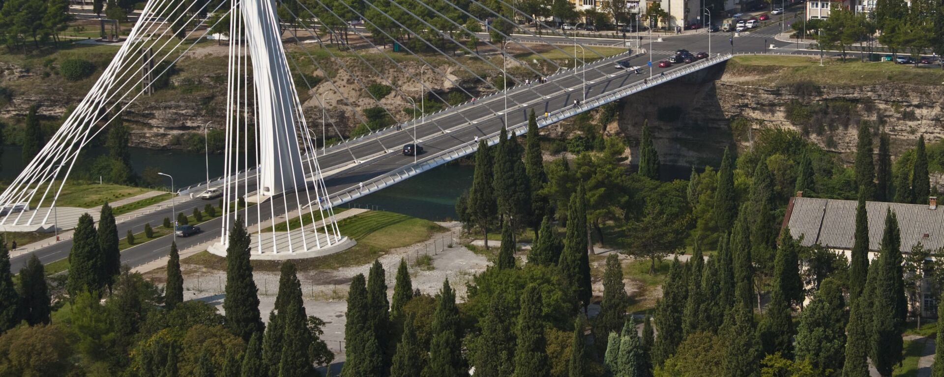 Podgorica, Crna Gora - Sputnik Srbija, 1920, 03.09.2021