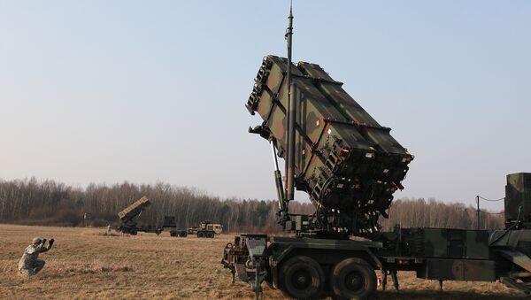 Ракетни систем Патриот - Sputnik Србија