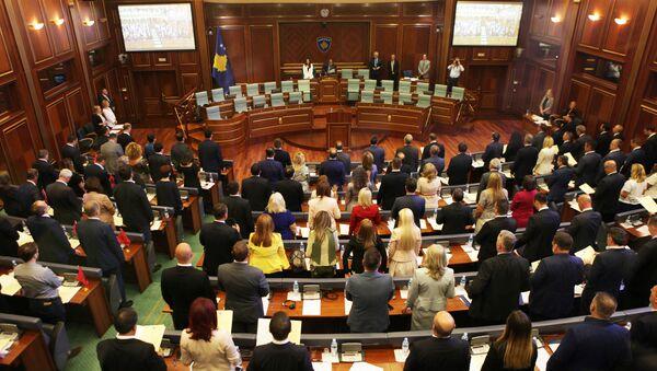 Parlament tzv. Kosova - Sputnik Srbija