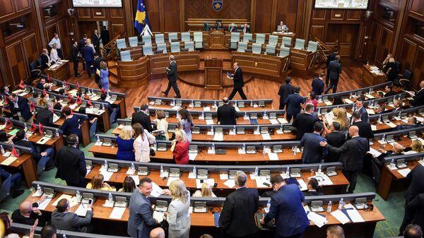 Парламент тзв. Косова - Sputnik Србија