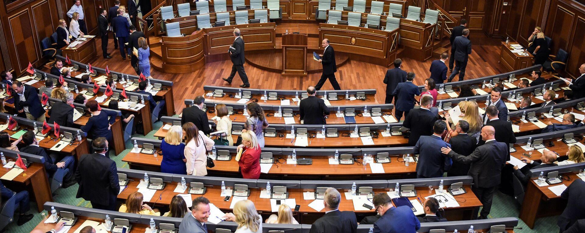 Parlament tzv. Kosova - Sputnik Srbija, 1920, 06.08.2021