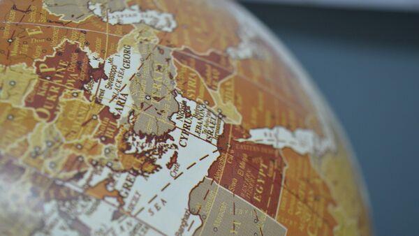 Sirija na karti - Sputnik Srbija