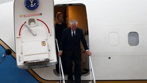 Амерички државни секретар Рекс Тилерсон долази у Малезију - Sputnik Србија