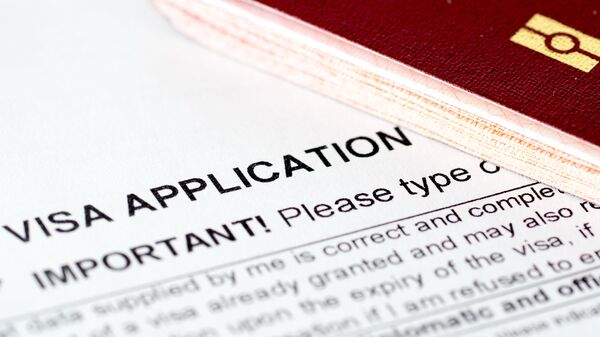 Апликација за шенгенску визу - Sputnik Србија