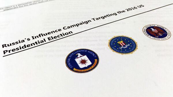 Извештај америчке обавештајне заједнице о мешању Русије у политичке процесе у САД - Sputnik Србија