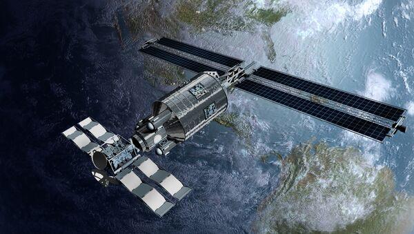Сателит у Земљиној орбити - Sputnik Србија