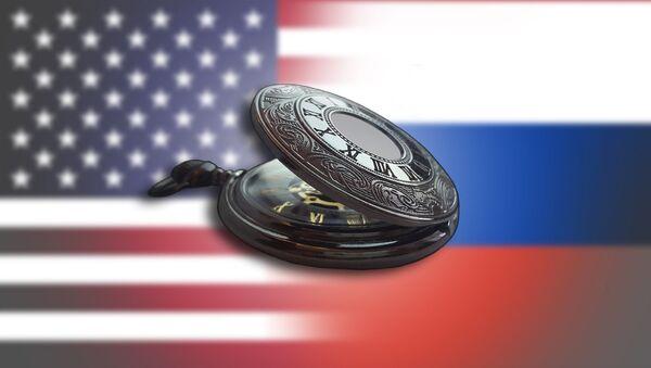 САД и Русија - илустрација - Sputnik Србија