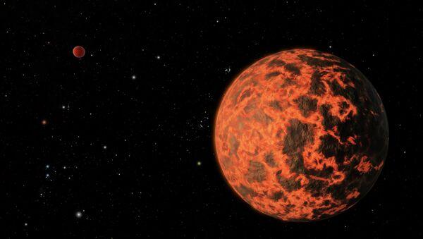 Egzoplaneta  - Sputnik Srbija