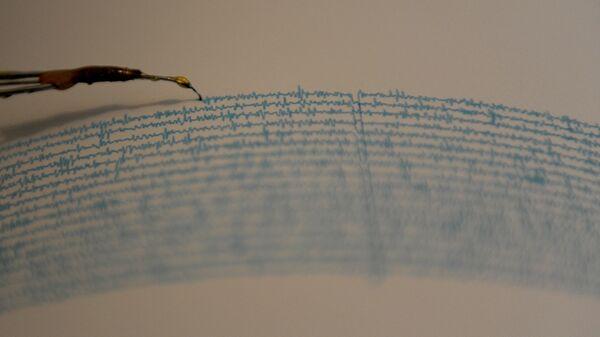 Земљотрес илустрација - Sputnik Србија