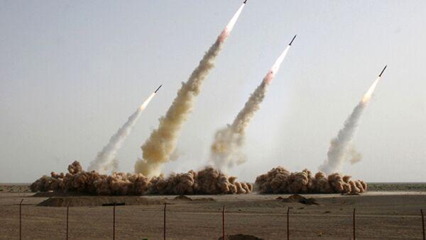 Иранске ракете - Sputnik Србија