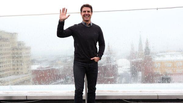Američki glumac Tom Kruz u Moskvi. - Sputnik Srbija