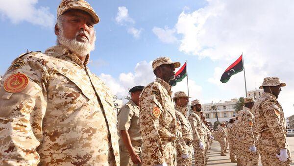 Либијска војска - Sputnik Србија