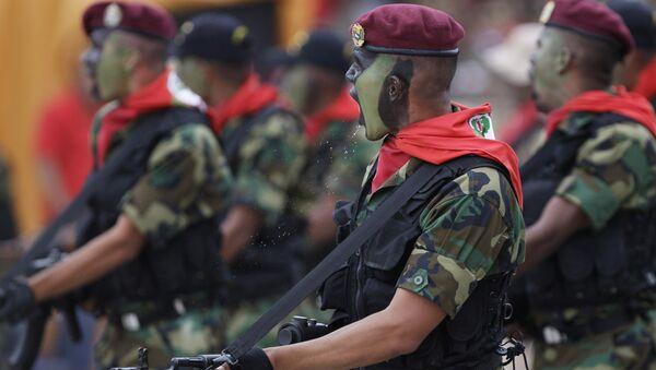 Војска Венецуеле спремна за одбрану - Sputnik Србија
