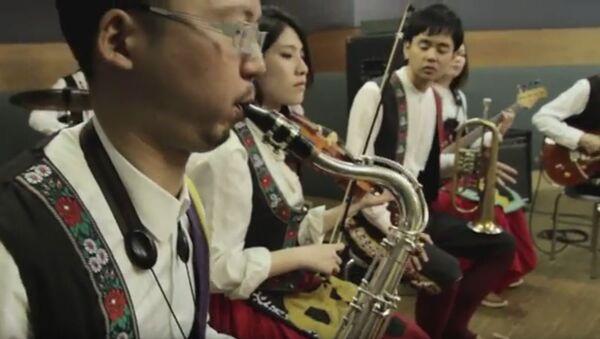 Japanci sviraju srpske pesme - Sputnik Srbija