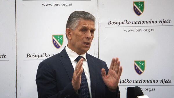 Predsednik Stranke demokratske akcije Sandžak Sulejman Ugljanin - Sputnik Srbija