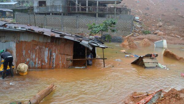 Сиера Леоне - поплаве 14. августа 2017. - Sputnik Србија