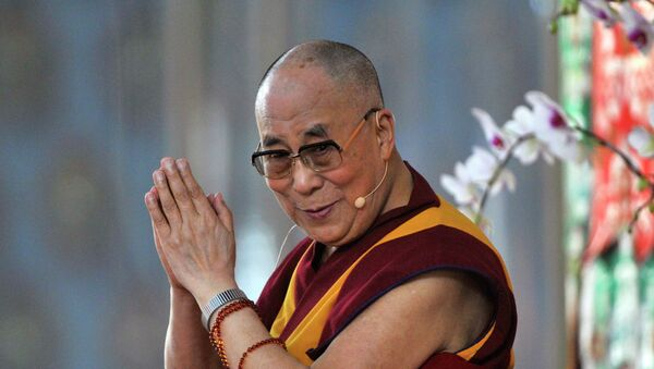 Далај-лама, тибетански духовни лидер - Sputnik Србија