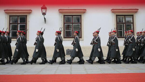 Аустријски војници - Sputnik Србија