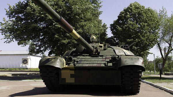 Модернизација тенка Т-72А - Sputnik Србија